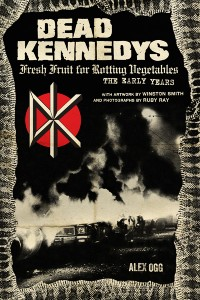 book cover - dead kennedys fresh fruit