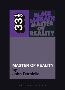 book cover - 333 master of reality