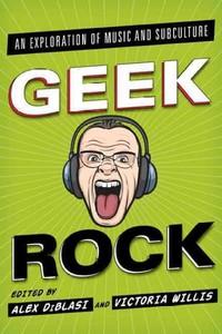 book cover - geek rock
