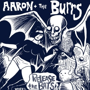cover - aaron and the burrs