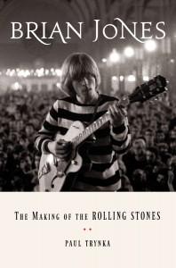 book cover - brian jones