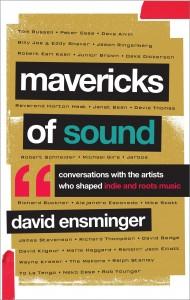 book cover - mavericks of sound