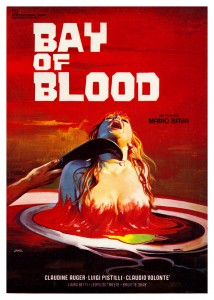 poster - A Bay of Blood