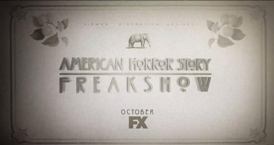 poster - AHS Freak Show