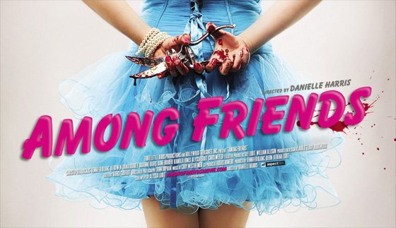 poster - Among Friends