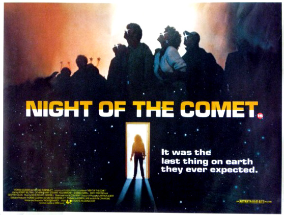 poster - Night of the Comet