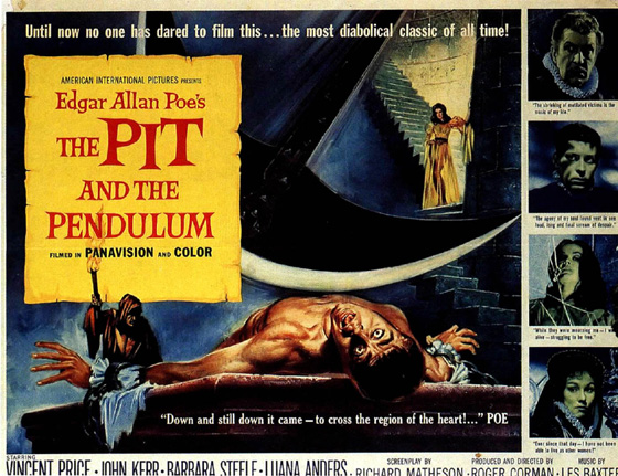 poster - Pit and the Pendulum