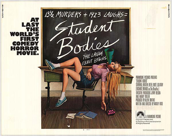 poster - Student Bodies