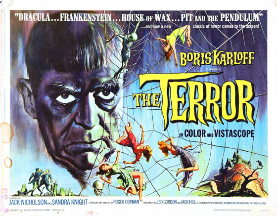 poster - The Terror