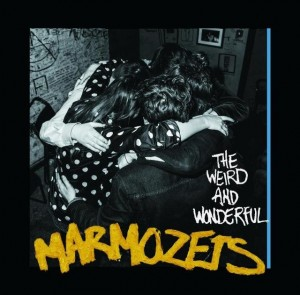 cover - weird and wonderful marmozets