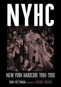 book cover - nyhc