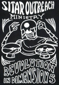 cover - sitar outreach ministry revolution