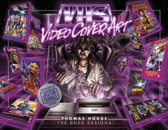 vhs - cover art
