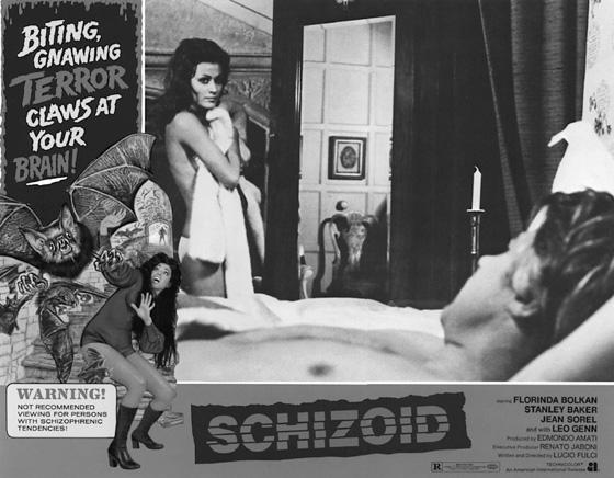 poster - schizoid