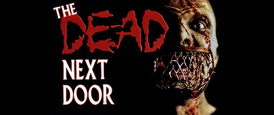 the dead next door header
