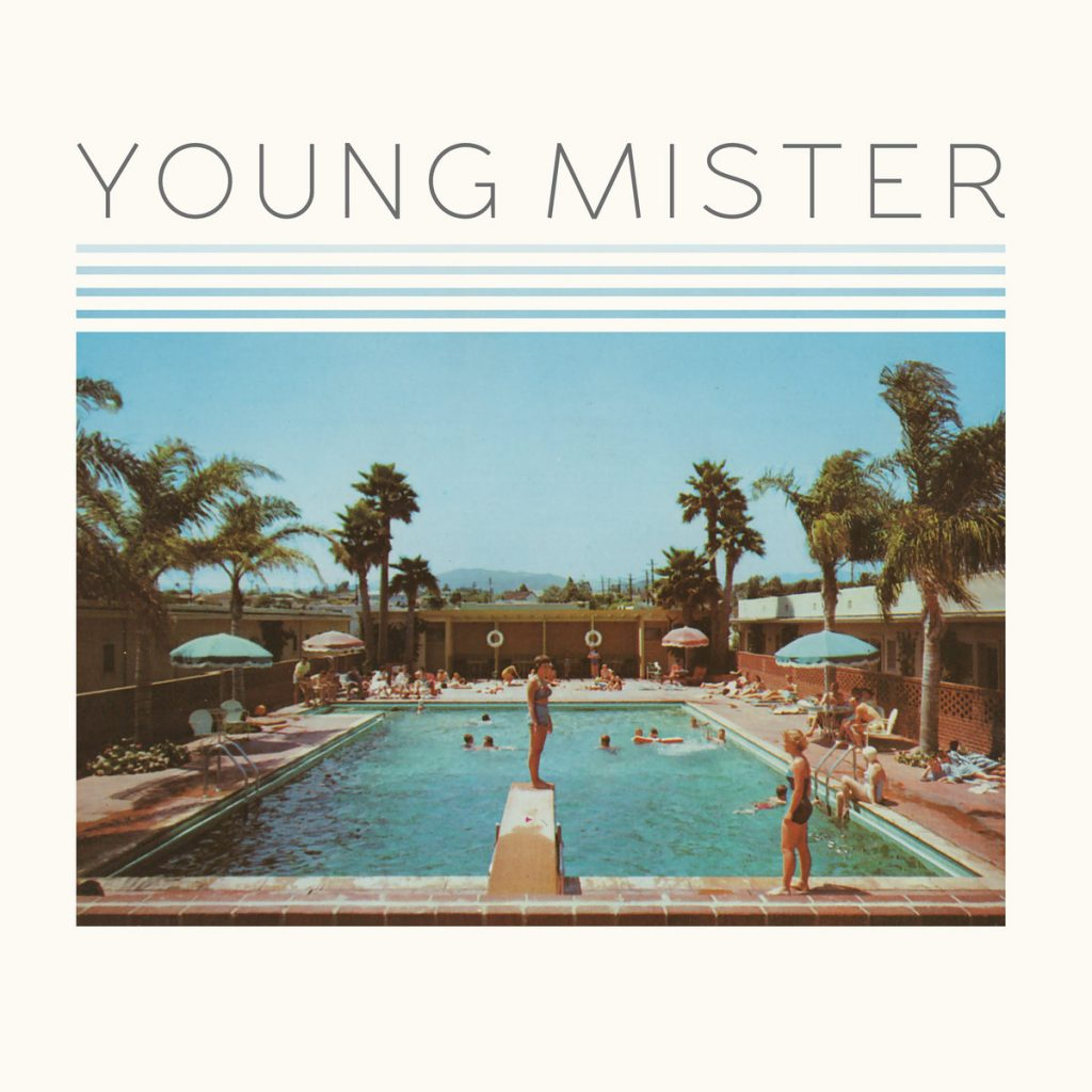 cover - young mister