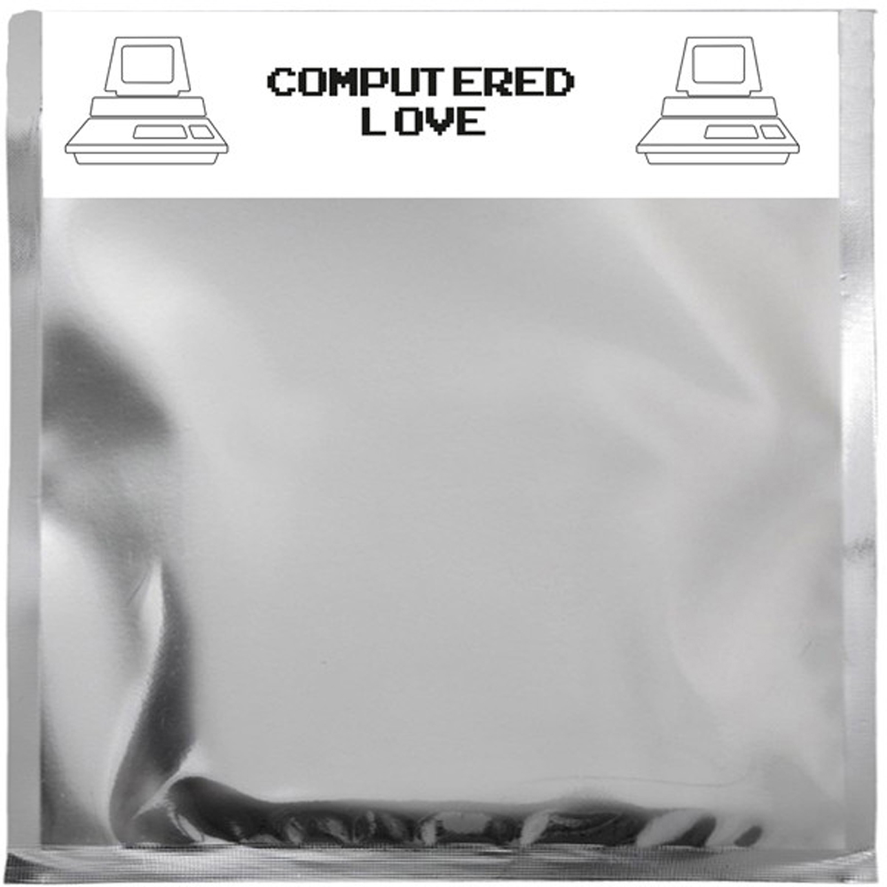 computered love cover